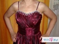 Wyjątkowa suknia wieczorowa