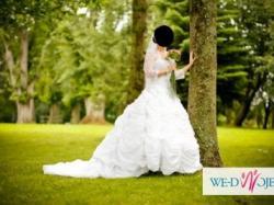 Wyjątkowa suknia z USA PRINCESSA 34/36