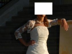 Wyjątkowa wygodna suknia ślubna