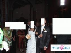 Wyjątkowa wygodna suknia ślubna:)
