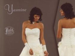 Wyjatkowo elegancka suknia slubna firmy Jola-Moda