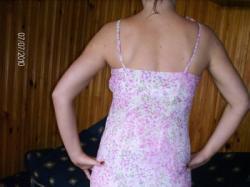 wyjątkowo kobieca sukienka