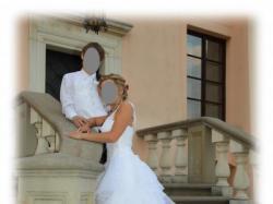 Wyjatkowo piękna suknia ślubna, rozm. 38 + gratisy!!!