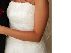 Wymarzona suknia ślubna Agnes 176/38-40