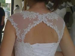 Wymarzona suknia ślubna + welon