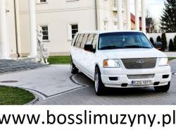 Wynajem Limuzyn Boss Łódź Zgierz, Auto do Ślubu , Limuzyny do Ślubu, Studniówka