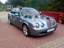 Wynajem limuzyny Kępno Jaguar S-Type R