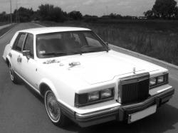 Wynajem Lincoln Continental