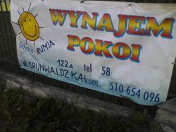 Wynajem pokoi nocleg Rumia/układy wydechowe Wydech Gdynia