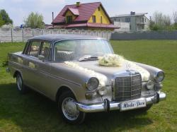 Wynajem samochód do ślubu