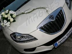 Wynajem samochodu do ślubu