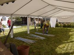Wynajem/wypożyczalnia namiotów na komunię