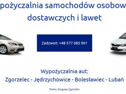 Wypożyczalnia aut Zgorzelec
