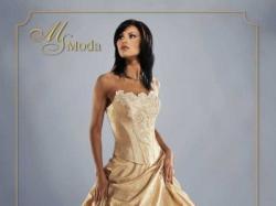 Wypożyczę suknię ślubną w kolorze toffi