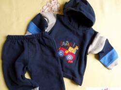 wyprawka dla chłopca 0-3-6 miesięcy ZIMA __z pierwszej ręki