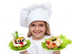 Zabawne kanapki na Dzień Dziecka