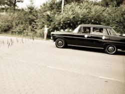 Zabytkowy Mercedes w stylu RETRO ! Wolne terminy na 2011 !