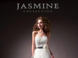 ZACHWYCAJĄCA SUKNIA ŚLUBNA JASMINE F 371