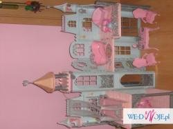 Zamek rozkładany z akcesoriami
