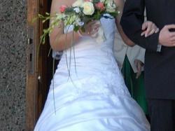 Zamość, suknia ślubna firmy Gala