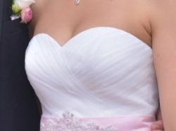 Zapraszam ! :) Sprzedam Suknie Ślubną