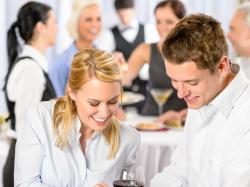 Zasada odbierania gości