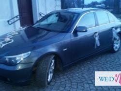 Zawiozę do ślub BMW E60 Łosice