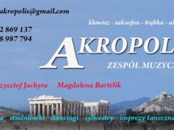 """Zespół Muzyczny """"AKROPOLIS"""""""
