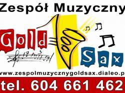 ZESPÓŁ MUZYCZNY ,,GOLD SAX ,, Konin
