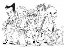 Zespół muzyczny Grejt-Frut Zielona Góra lubuskie