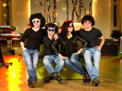 Zespół muzyczny Maxwel