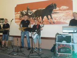 Zespół muzyczny Paradox Band .