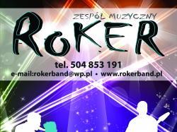Zespół muzyczny ROKER BAND