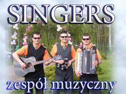 """Zespół muzyczny """"SINGERS"""""""