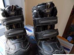 zimowe buty dla chłopca z CCC - na rzepy! rozmiar 26