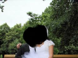 Zjawiskowa Biała Suknia ślubna 36
