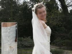 zjawiskowa jedwabna suknia