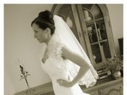 Zjawiskowa, niepowtarzalna suknia Jasmine,36,delikatny ecri