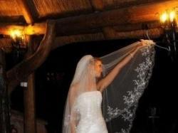 Zjawiskowa, oryginalna suknia ślubna,szwedzkiej firmy Aspera Bride