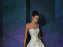 Zjawiskowa suknia Cosmobella 2008 (model 7242) szuka nowej właścicielki :)