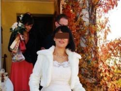 >>Zjawiskowa suknia!! Polecam również dla kobiety w ciąży
