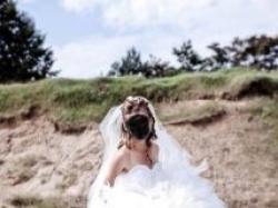 Zjawiskowa suknia ślubna 34-36