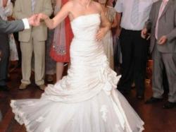 Zjawiskowa suknia ślubna – Ian Stuart kolekcja 2008