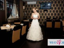 Zjawiskowa suknia ślubna Affinity Bridal Eva