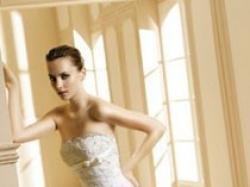 Zjawiskowa suknia ślubna La Sposa Mecenas rozm.36