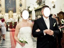 Zjawiskowa suknia ślubna PRONOVIAS NEPAL r. 36/38