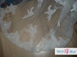 Zjawiskowa suknia ślubna SINCERITY 3664 r 36/38
