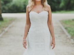 Zjawiskowa suknia ślubna - Val Stefani
