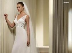 Zjawiskowa suknia w stylu greckim. Rozm.40