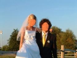 Zmysłowa suknia ślubna